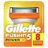 Gillette Fusion Power Men's Razor Blades – 8 Blades