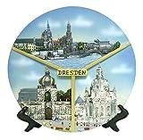 Motiv-Teller Dresden 3-teilig