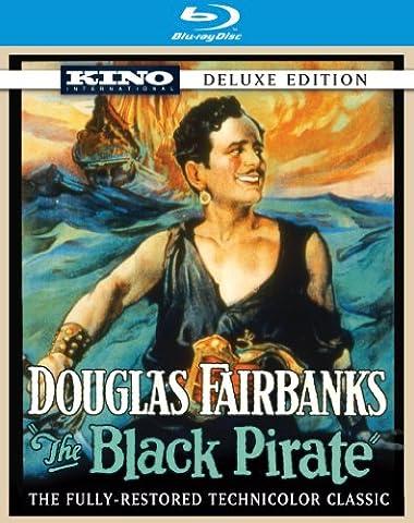 Black Pirate [Blu-ray] [Import anglais]