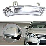 ETbotu - Luz de Giro para Espejo retrovisor Izquierdo y Derecho para Volkswagen Passat, Color