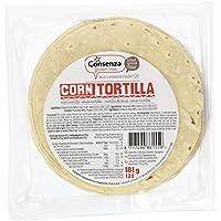 Consenza Mais Tortilla's Glutenfrei, 10er Pack (10 x 181 g)