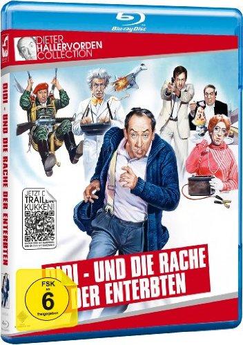 Bild von Didi und die Rache der Enterbten - Dieter Hallervorden Collection [Blu-ray]