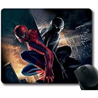 Spider Man Personalized STYLE (122037) Custom Gaming Mousepad Non-Slip Rubber Standard Size 220mm*180mm*3mm Custom Mouse Pad Oblong Mousepad in