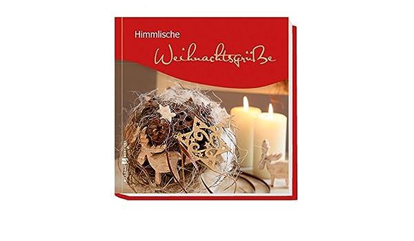 Himmlische Weihnachtsgrüße.Himmlische Weihnachtsgrüße Amazon De Verschiedene Bücher