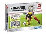 Clementoni 69800.4 - Heimspiel-Das große Bundesliga Manager-Spiel, Brettspiel