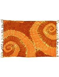 Ca 200 Modelle Großer Sarong Lunghi Dhoti Handtuch Strandtuch Schal Handarbeit Blickdicht ca 170cm x 110cm Viele tolle Farben zur Auswahl Made by El Vertriebs GmbH