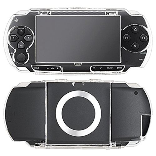 Toogoo Clear Crystal Case For Sony Psp