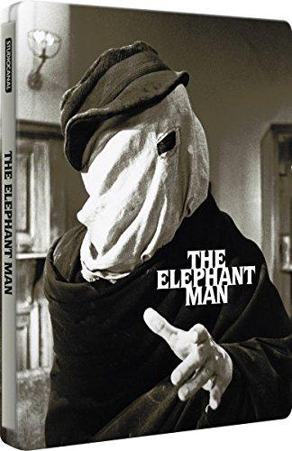 Bild von Der Elefantenmensch (The Elephant Man) - Exclusive Limited Edition Steelbook (UK Import mit deutschem Ton) [Blu-ray]