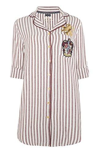 Primark Ladies Girls Harry Potter Houses Teams Ravenclaw,Slytherin.Gryffindor,Hufflepuff Nightshirt Nightie Pyjamas Sold by Bend The Trend2