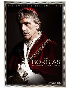 The Borgias - Season 1-2 [Import anglais]