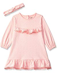 MINI KLUB Baby Girls' Knee-Long Dress (Pack of 2)