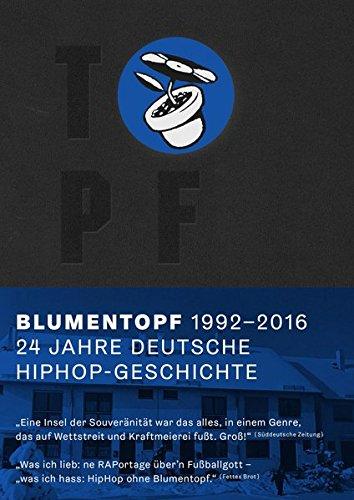 Preisvergleich Produktbild Topf. 24 Jahre deutsche Hiphop-Geschichte