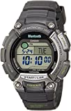 Casio Outdoor STB-1000-1ADF (S070) Digital Grey Dial Smart Fitness Unisex Watch (STB-1000-1ADF (S070))