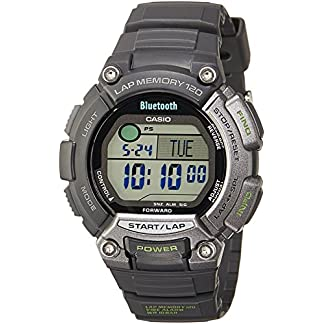 Casio Outdoor Digital Grey Dial Unisex Smart Fitness Watch – STB-1000-1ADF (S070)