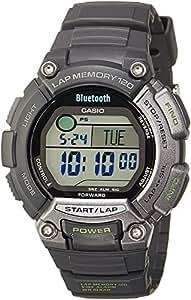 Casio Outdoor Digital Grey Dial Unisex Smart Fitness Watch - STB-1000-1ADF (S070)