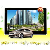 NavLine 5 inch SAT NAV Car GPS Navigation with UK and Full EU Maps, Free Lifetime Map Updates (8GB)