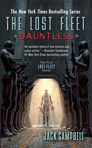 Cover of Dauntless (The Lost Fleet 1)