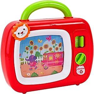 """Globo Toys Globo 5175 """"Vitamina_G Try-Me Carillon TV Juguete"""