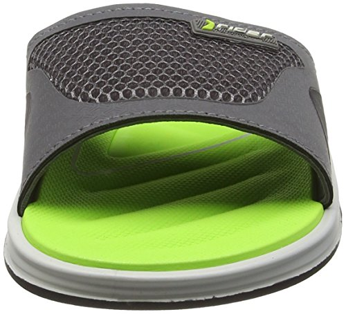 Sandalen Slide Mehrfarbig Ventor 8096 grey Herren Ff Rider Ad green YqP6X55