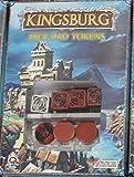 Kingsburg Würfelset - Rot