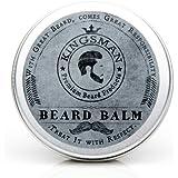 Kingsman Beard Balm, leave in beard conditioner, XL 60ml