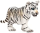 Schleich 14732 - Tigerjunges, weiß