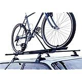 Mont Blanc Euromat Dach montiert 1Bike Fahrradträger Rack Halterung | Fahrrad