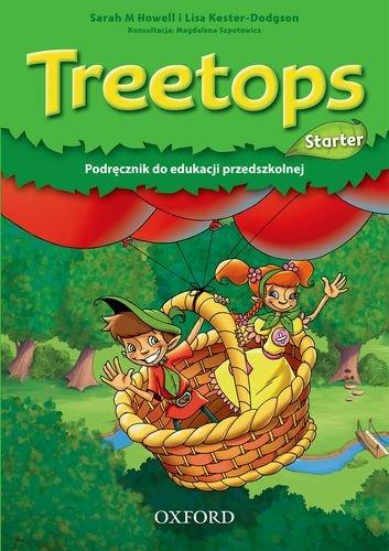 Treetops Starter - Kester-Dodgson Lisa,Howell Sarah [KSIKA]