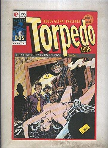 Torpedo 1936 comic book numero 02