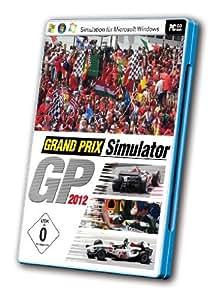 Grand Prix Simulator 2012 - [PC]