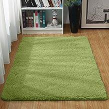 Amazon.fr : tapis salon - Vert