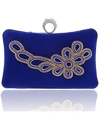 Damara® Cocktailparty Damen Festlich Kettentasche Handtasche