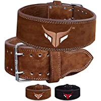 Mytra Fusion Power Weight Lifting Belt L4 Weight Training Leather Belt  Power Belts for Squats Workout cb8de9e3d11