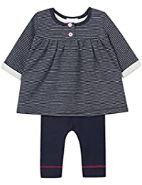 Absorba Boutique Baby Girls' Marin d'eau Douce LF Clothing Set