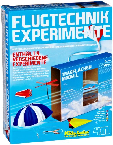 4M 68113 – Flugtechnik Experimente