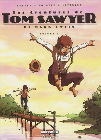 "<a href=""/node/16909"">Les aventures de Tom Sawyer, T.1</a>"