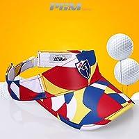 PGM Colorful Golf Caps Deportes gorras de béisbol # mz012, Visor