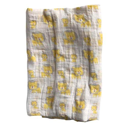 Hankyky Neugeborenen Babybadtuch Bademäntel Wrap Baumwolle Blanket Swaddle Baby Wickeltisch Decke Babyschlafsack 1pcs 120cm x 120cm