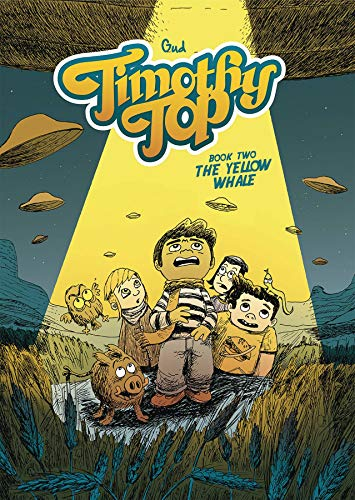 Timothy Top 2: The Yellow Whale di Gud