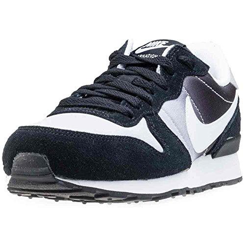 "Schuhe Nike Internationalist (GS) ""Wolf Grey"" (814434-011) Schwarz"