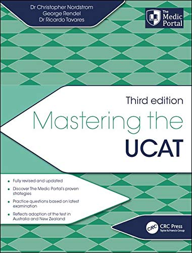 Mastering the UCAT, Third Edition