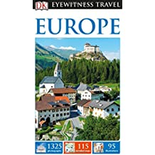 DK Eyewitness Travel Guide: Europe