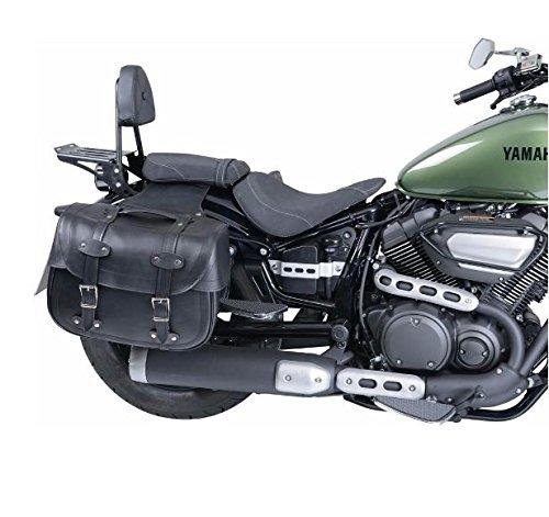 Highway III Side Saddlebags for Motorcycles – Harley, Honda, Yamaha, Suzuki, Kawasaki, BMW, Guzzi