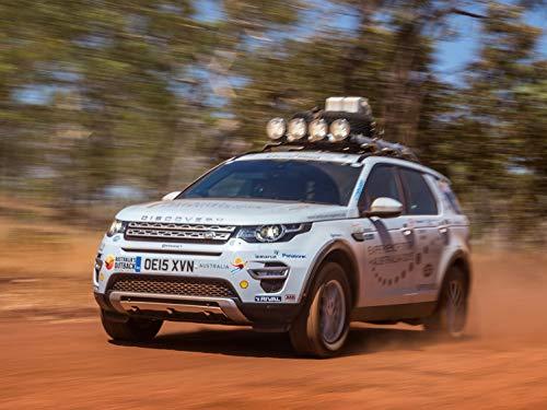 4x4 - Das Allrad Magazin - Land Rover Experience Tour Australien -