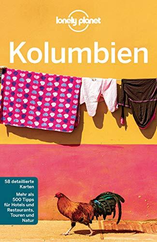 Lonely Planet Reiseführer Kolumbien: mit Downloads aller Karten (Lonely Planet Reiseführer E-Book)