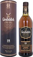 Glenfiddich 18 Year Old Single Malt Scotch Whisky 100 cl