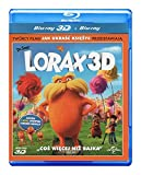 Dr. Seuss' The Lorax [Blu-Ray]+[Blu-Ray 3D] [Region B] (IMPORT) (Nessuna versione italiana)