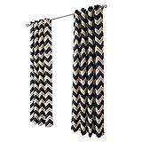Die besten Homes Vorhänge - Tine Home Vorhang Vorhänge kurz & Drapes Vorhang Bewertungen