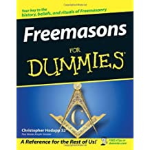Freemasons For Dummies by Christopher Hodapp (2005-09-30)