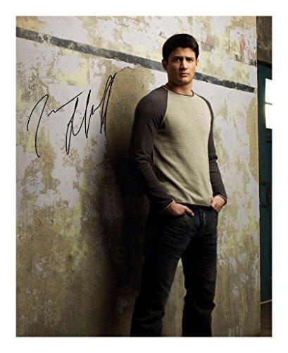 James Lafferty Signiert Autogramme 21cm x 29.7cm Plakat Foto